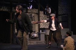 fagin long scarf oliver watches thieves kitchen