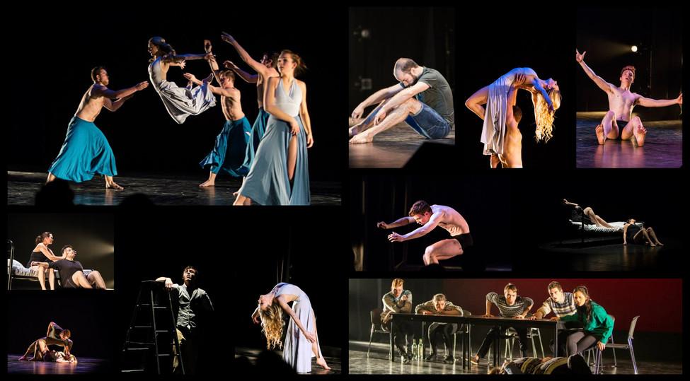Sheridan Creative Dance Projects 2015