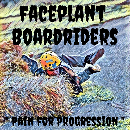 Pain for Progression Sticker