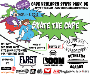 Press Release: Skate the Cape 7