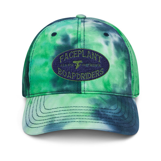 "Tie dye ""P4P"" hat"