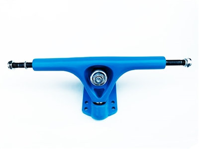 180mm Reverse Kingpin Trucks White & Blue