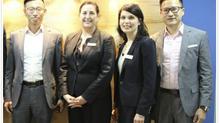 感謝邀請!卓域集團出席澳洲政府移民部官員座談會