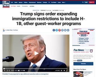 美國60日移民限制令到期 預計將延長及擴大範圍