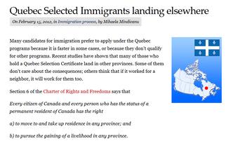 加拿大移民政策收緊 選擇邊度落腳絕對關鍵!