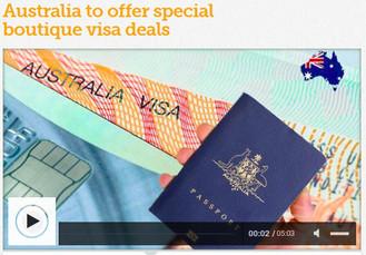 注意!澳洲計劃推出全新嘅簽證!!