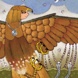 Brave Eagle Woman