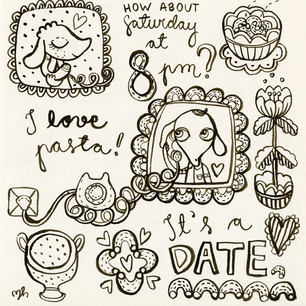 Pasta Date