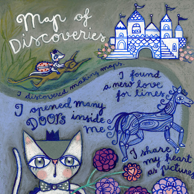 Map of Discoveries