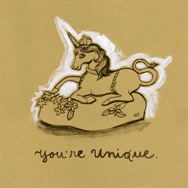 You're Unique