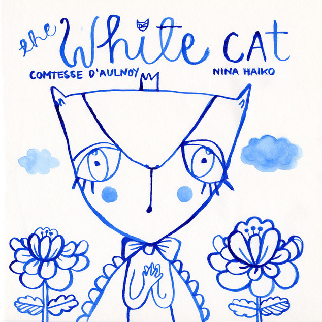 The White Cat Cover