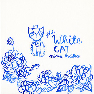 The White Cat Title Page