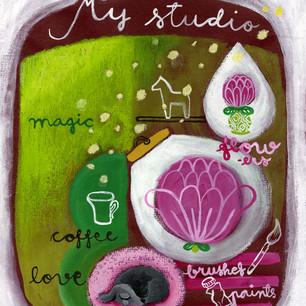 My Studio Ingredients