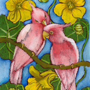 Flowers and Birds 3