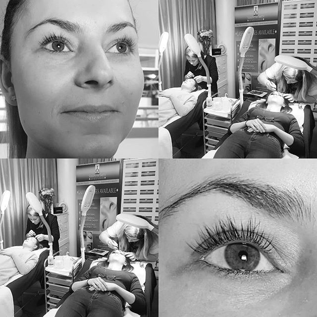 Well done to my amazing Lash Lift studen