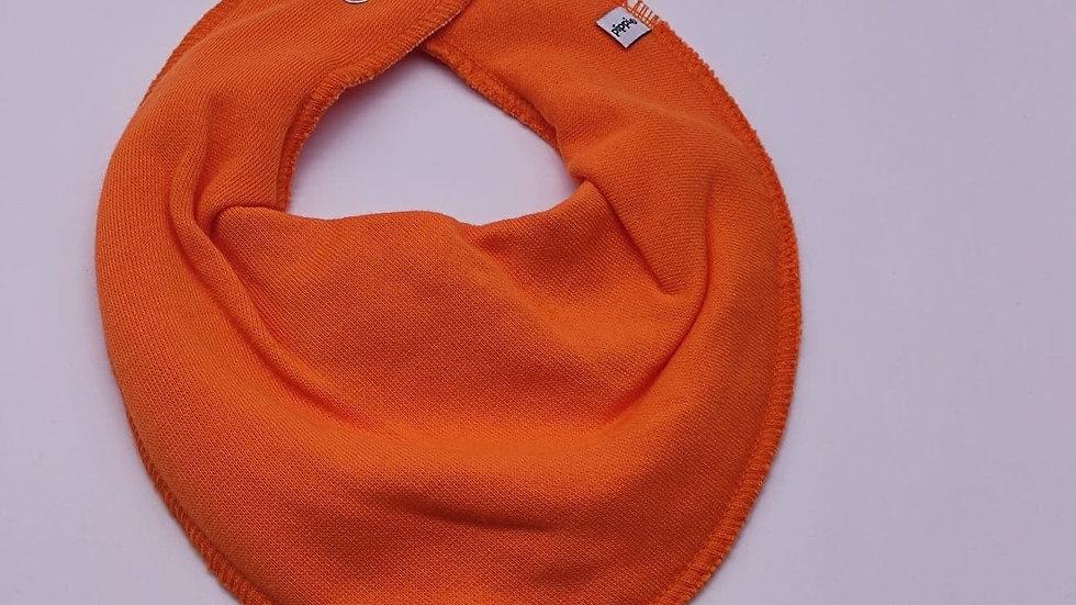 Pippi Dreieckstuch orange