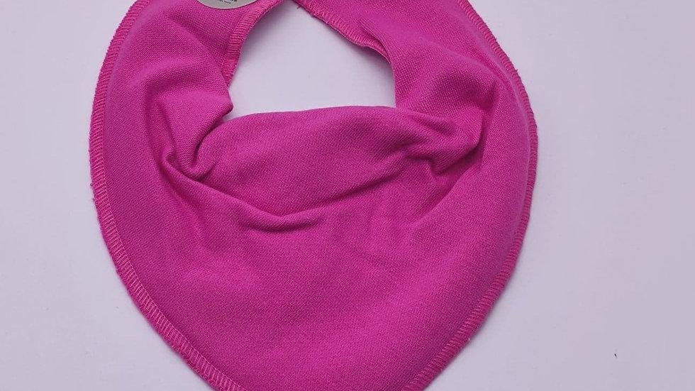 Pippi Dreieckstuch pink