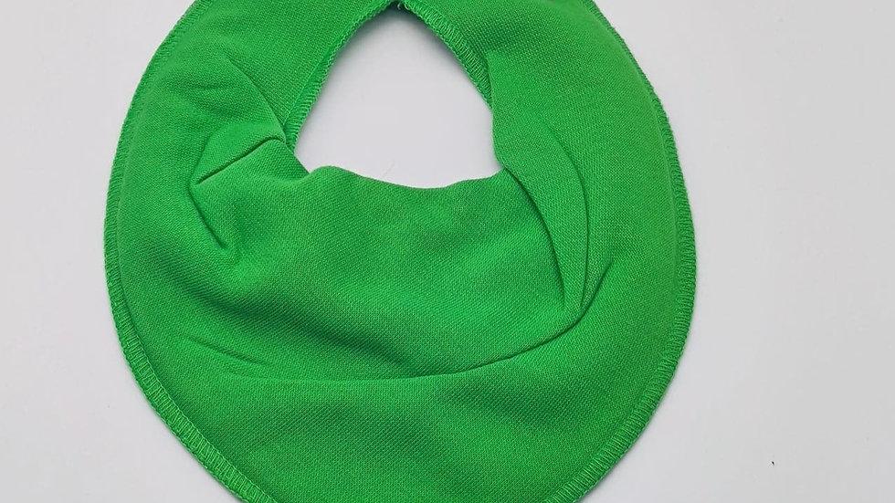 Pippi Dreieckstuch green