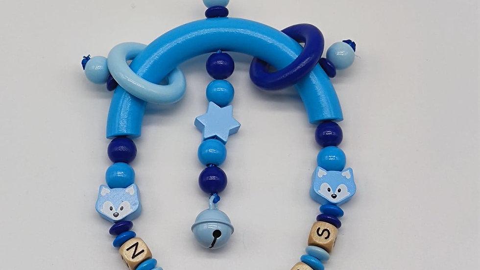 """Greifling Blau """"Name"""""""