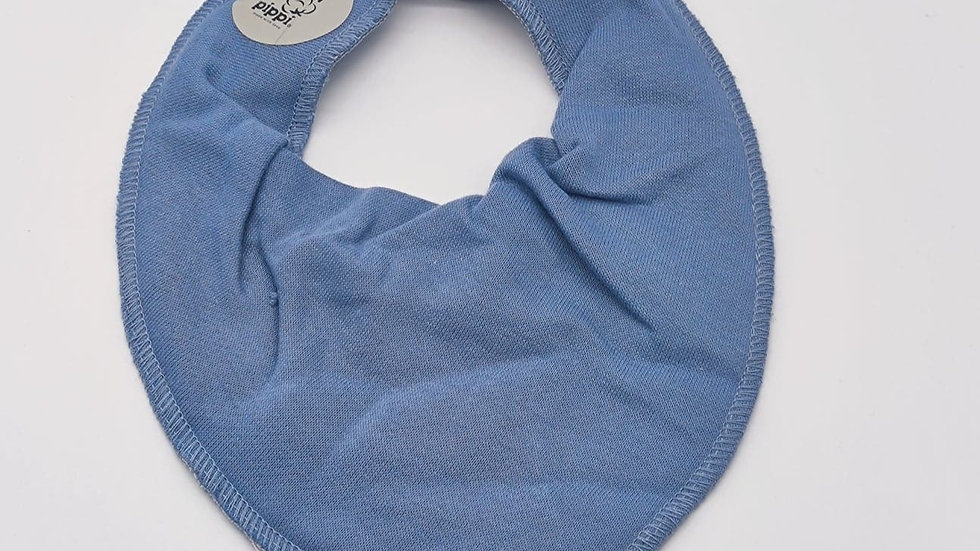 Pippi Dreieckstuch dark blue