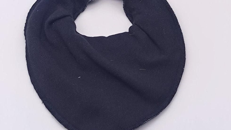 Pippi Dreieckstuch schwarz