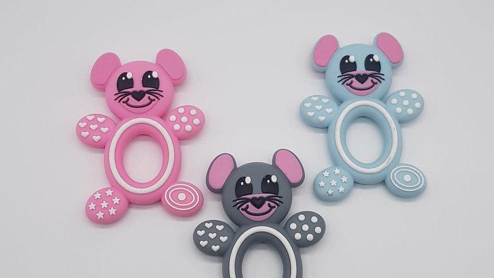 Beissanhänger Maus