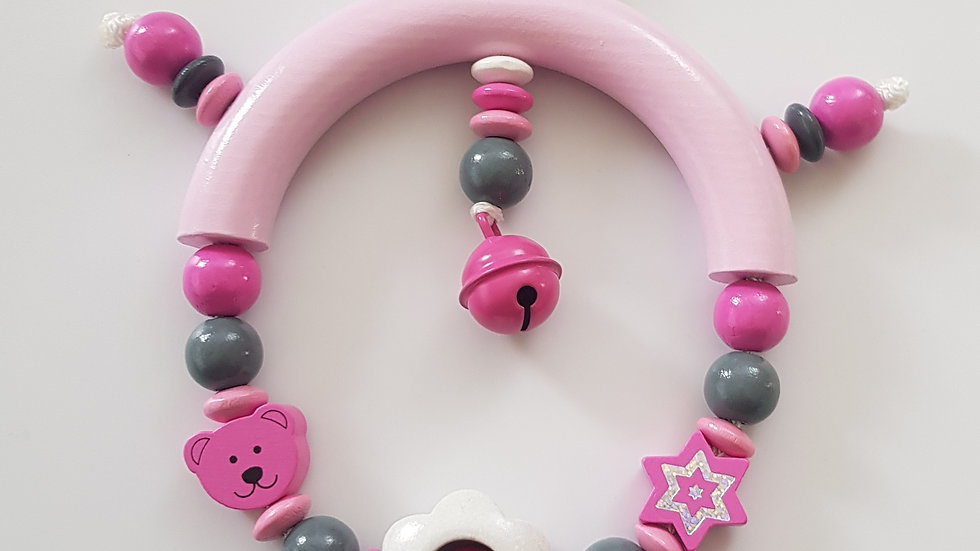Greifling Pink/Rosa