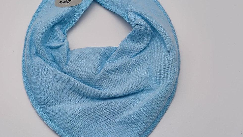 Pippi Dreieckstuch light dusty blue