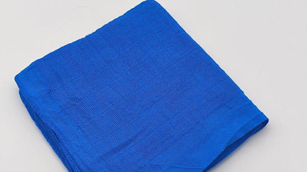 Nuschi uni royal blau
