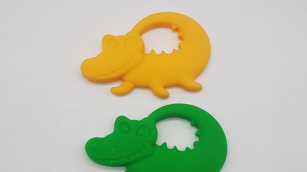 Beissanhänger Krokodil
