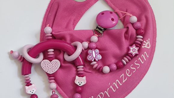 Set Prinzessin Pink