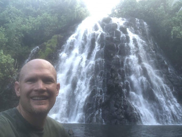 Pohnpei Part 1 - Travel and the Land