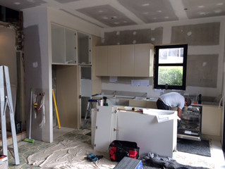 Work progressing in Randwick
