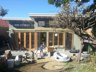 Hurlstone Park project approaching completion