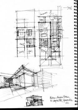 design development sketches
