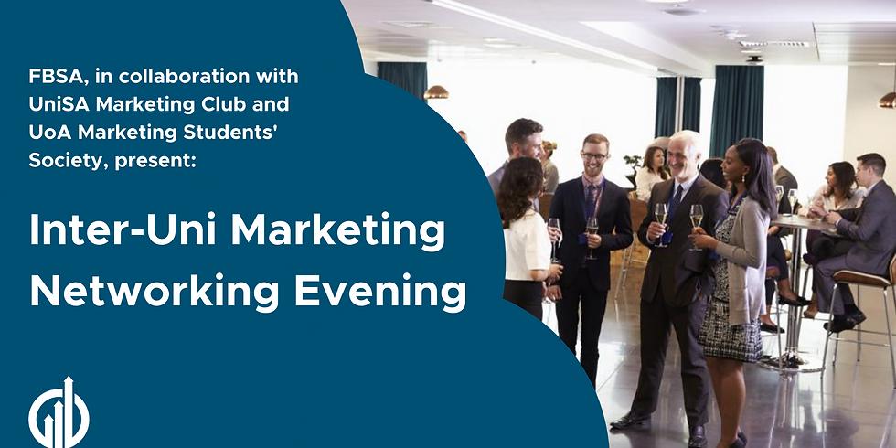 Inter-Uni Marketing Networking Evening