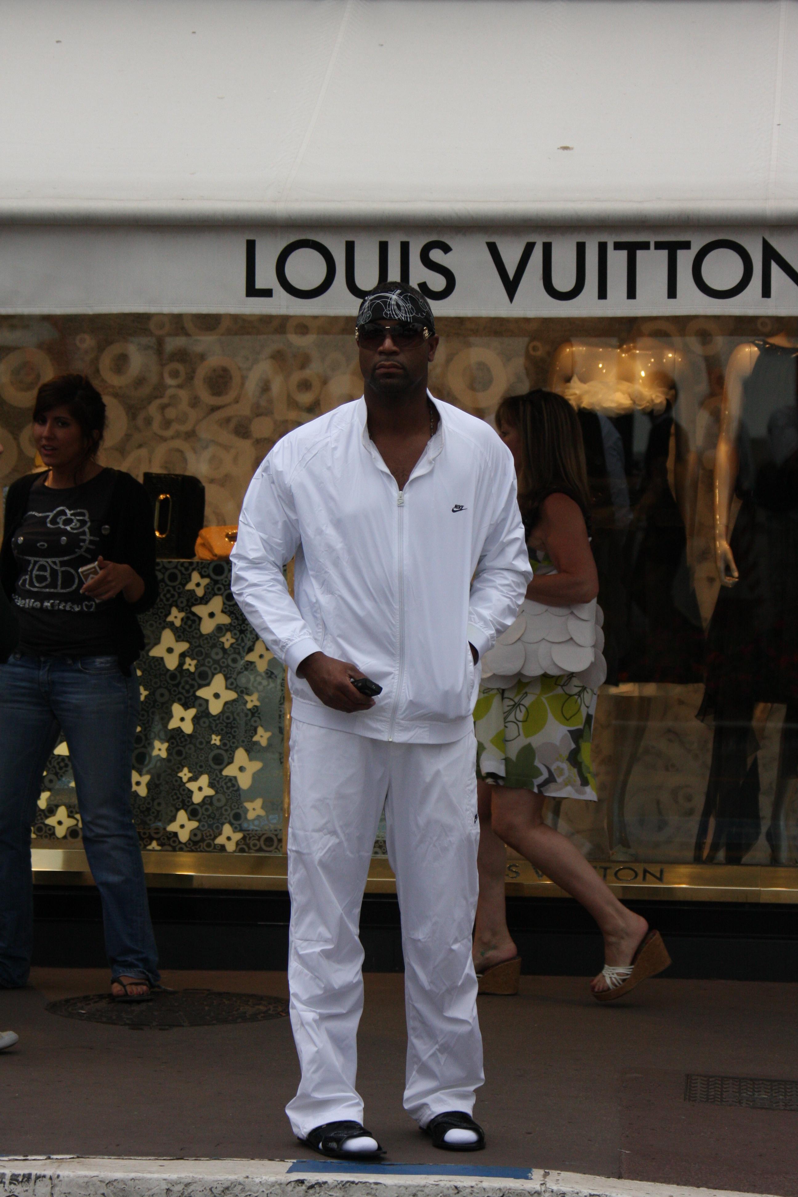 Louis (oder Vuitton?)