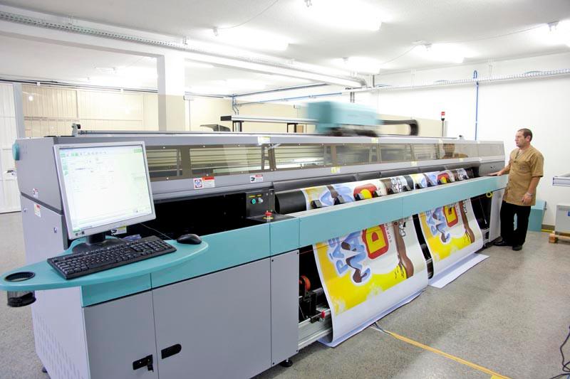 Impressora UVstar