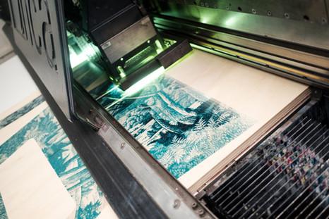 Impressora Inca