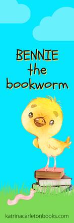 Bennie Bookmark.png