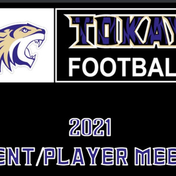 Miss the Parent/Player Meeting?