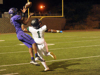 Tigers caged on homecoming night