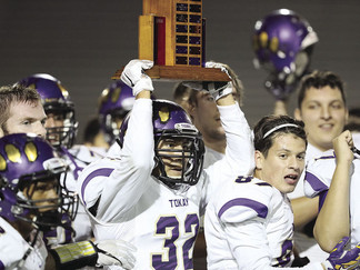 Tigers look to keep Grape Bowl trophy for second straight year