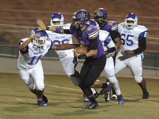 Bruins fast start too much for Tigers