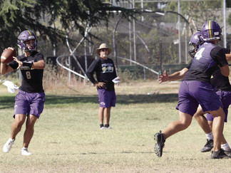 Tokay, Patterson ready for battle
