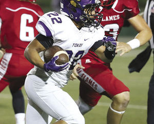 Three Tigers named in News-Sentinel Top 5