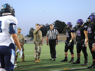 Tigers hang tough, but Knights prevail