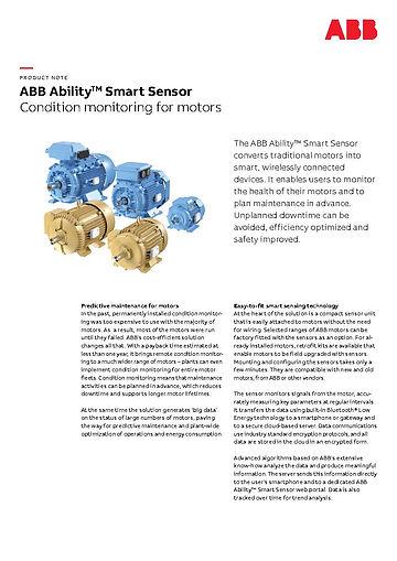 9AKK106713A3853 Product Note_ABB Ability