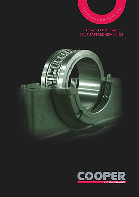Split Tapered Bearings mini Catalogue_Pa