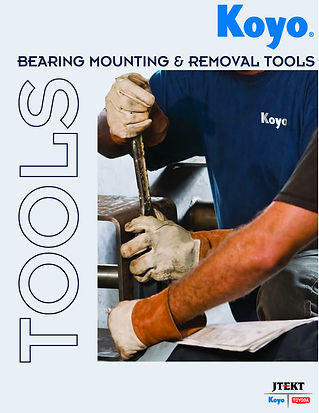 Koyo Heater and Puller Tools Brochure_Pa